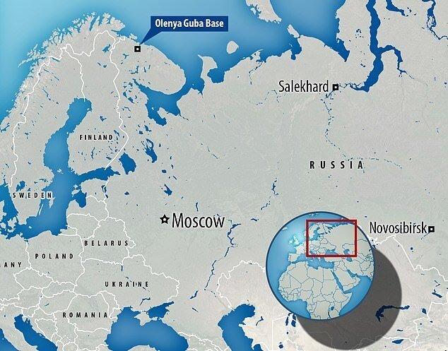 Секретную шпионскую базу России засекли из космоса: обнародованы снимки