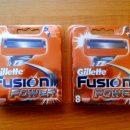 Касеты Gillette Fusion Proglide Power