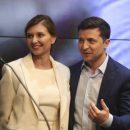 Семья президента: Елена Зеленская опубликовала первые фото с детьми и мужем
