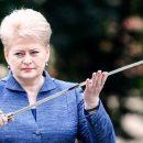 СМИ: страны Вышеградской группы не дадут Грибаускайте стать у руля ЕС