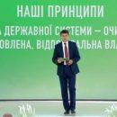 Конфуз на съезде партии Зеленского высмеяли в Сети
