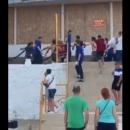 В Одессе из-за неоплаченного шашлыка произошла массовая драка