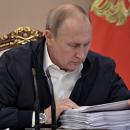 «Кхе-кхе»: В Сети высмеяли постаревшего Путина