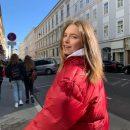 «Мамина копия»: 16-летняя дочь Елены Кравец поразила красотой (фото)