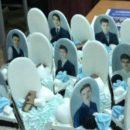 В России выпускников провели в последний путь тортом с надгробиями