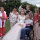 Черниговский школьник с инвалидностью все-таки выступил на выпускном: трогательные кадры