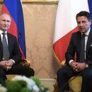 В Европе поднимается волна за снятие санкций с России