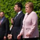 В третий раз за месяц: Меркель снова охватила дрожь (видео)