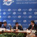 Зеленский в Одессе предложил уволится главе ГФС и тот согласился