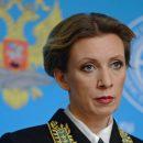 Слова Захаровой об украинских снайперах подняли на смех