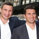 Братья Кличко подали в суд иск на канал