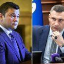 Кличко обратился к Зеленскому: Неудобно за таких «ньюсмейкеров», как Андрей Богдан
