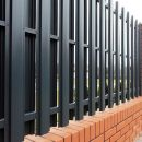 Прекрасный забор для любого дома от Будсервис