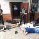 На Донбассе сорвали сходку