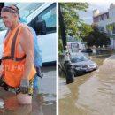 Крым затопил мощный ливень с ураганным ветром