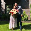 Вагітна Лілія Подкопаєва розчулила рідкісним знімком з чоловіком