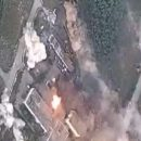 Кадры успешной атаки ВСУ базы боевиков: уничтожены 20 террористов (видео)