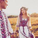 Як вибрати сукню для весілля в українському стилі