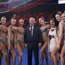 Когда Зеленский встречал пленных, Путин любовался Кабаевой (видео)