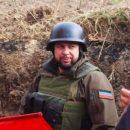 Щеки шире каски: сеть насмешило фото Пушилина в окопе