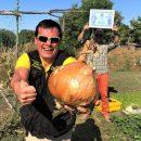 В Буче вырастили самую большую луковицу в Украине