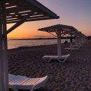 Ни единой души: появились свежие фото пляжного