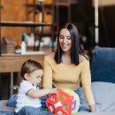 Джамала умилила сеть ярким фото с подросшим сыночком