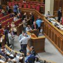 Депутаты изменили процедуру увольнения членов Нацсовета по ТВ