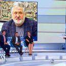 Коломойский поспорил с Шустером в прямом эфире (видео)