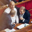 Сеть насмешила странная фотка оппозиционеров в Раде