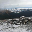 В Украине в октябре выпал снег: опубликованы фото