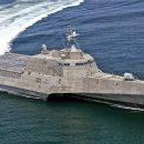 В состав ВМС США ввели корабль-невидимку класса «Цинциннати»