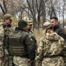 Нацкорпус пропустили в Золотое: разведение сил снова под угрозой срыва