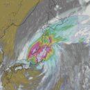 На Японию обрушился тайфун