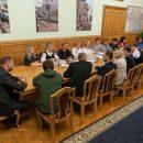 Зеленский встретился с родными погибших на Донбассе военных: фото
