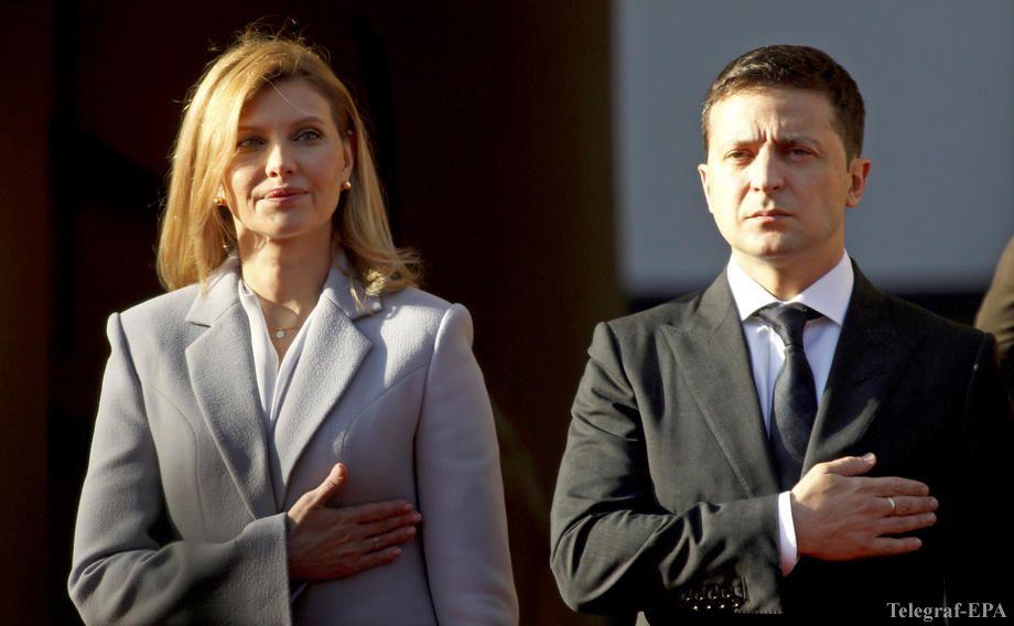 Елена Зеленская блеснула шикарным нарядом в столице Латвии