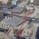 Ускоренное видео постройки Шулявского моста вызвало вопросы