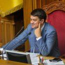 Глава Ради на засіданні пожартував з нардепа Гончаренка