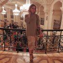 Приёмная дочь Потапа восхитила стильным нарядом