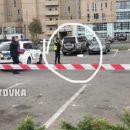 В Харькове возле супермаркета началась перестрелка: мужчина погиб на месте