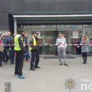 Перестрелка в Харькове: Преступник убил мужчину, а при попытке задержания подорвал себя (видео)