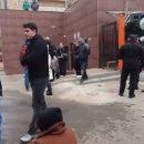 В Одессе на стройке произошла массовая драка (видео)