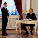Дать язык венграм, выполнить Минск. Что Зеленскому сказал генсек НАТО