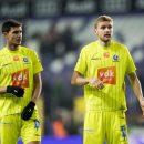 Яремчук продолжает «колотить» голы в Бельгии