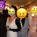 Девушку высмеяли из-за бюстгальтера на свадьбе: курьезное фото