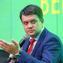 Разумков объяснил, почему уходит с должности главы партии