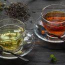 Зелений і чорний чай: який для гіпотоніків, а який для гіпертоніків?
