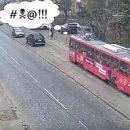 Автоледи остановила движение трамваев на Французском бульваре: ее машину пришлось двигать вручную
