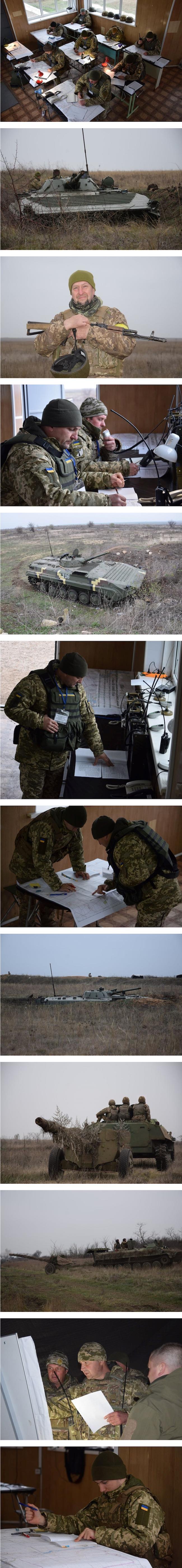 Как ВСУ проводят тактические учения (фото)