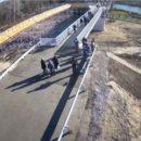 Назвали сумму, которую заплатили за мост в Станице Луганской